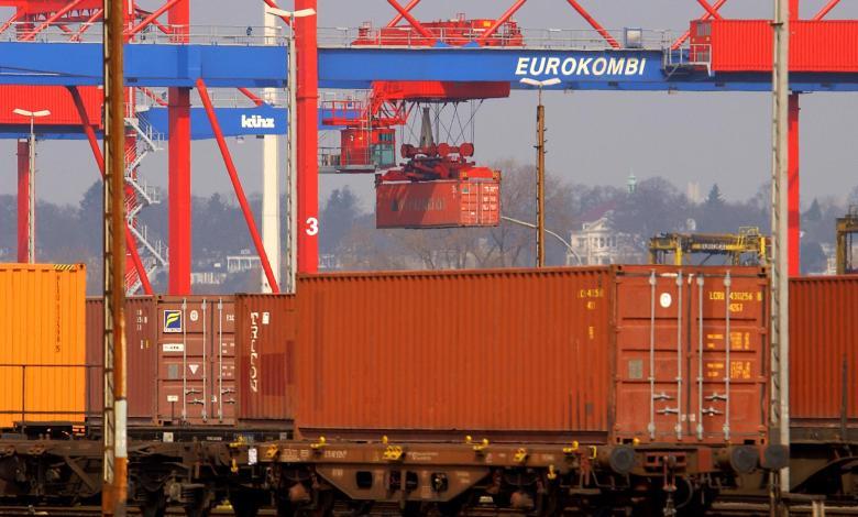 eBlue_economy_New Silk Road- Services between Hamburg and Xuzhou successfully established