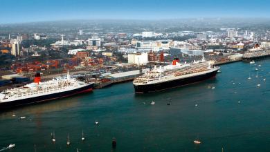 eBlue_economy_Port of Southampton