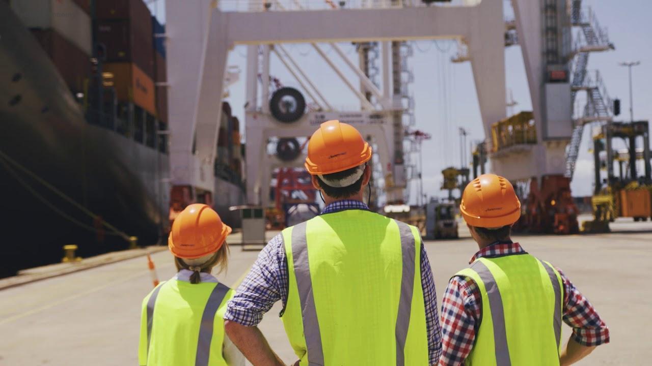eBlue_economy_Ports Australia signs Neptune Declaration
