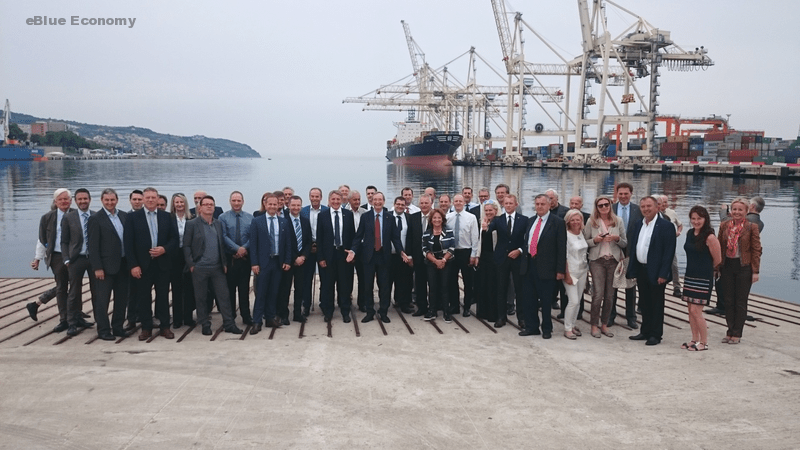eBlue_economy_The second railway track for a new chapter in port of Koper development