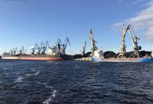 eBlue_economy_Throughput of Port Vysotsky LLC in 4M'2021 fell by 5.6%