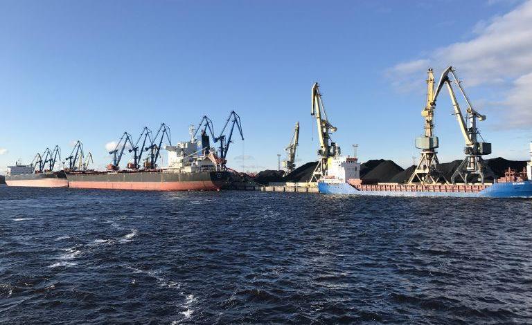 eBlue_economy_Throughput of Port Vysotsky LLC in 4M'2021 fell by 5.6%