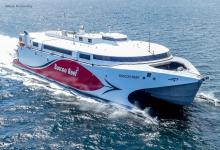eBlue_economy_VESSEL REVIEW_Buccoo Reef – Trinidad and Tobago's newest large Ro-Pax boasts 45 knots top speed