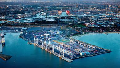 eBlue_economy_australian ports