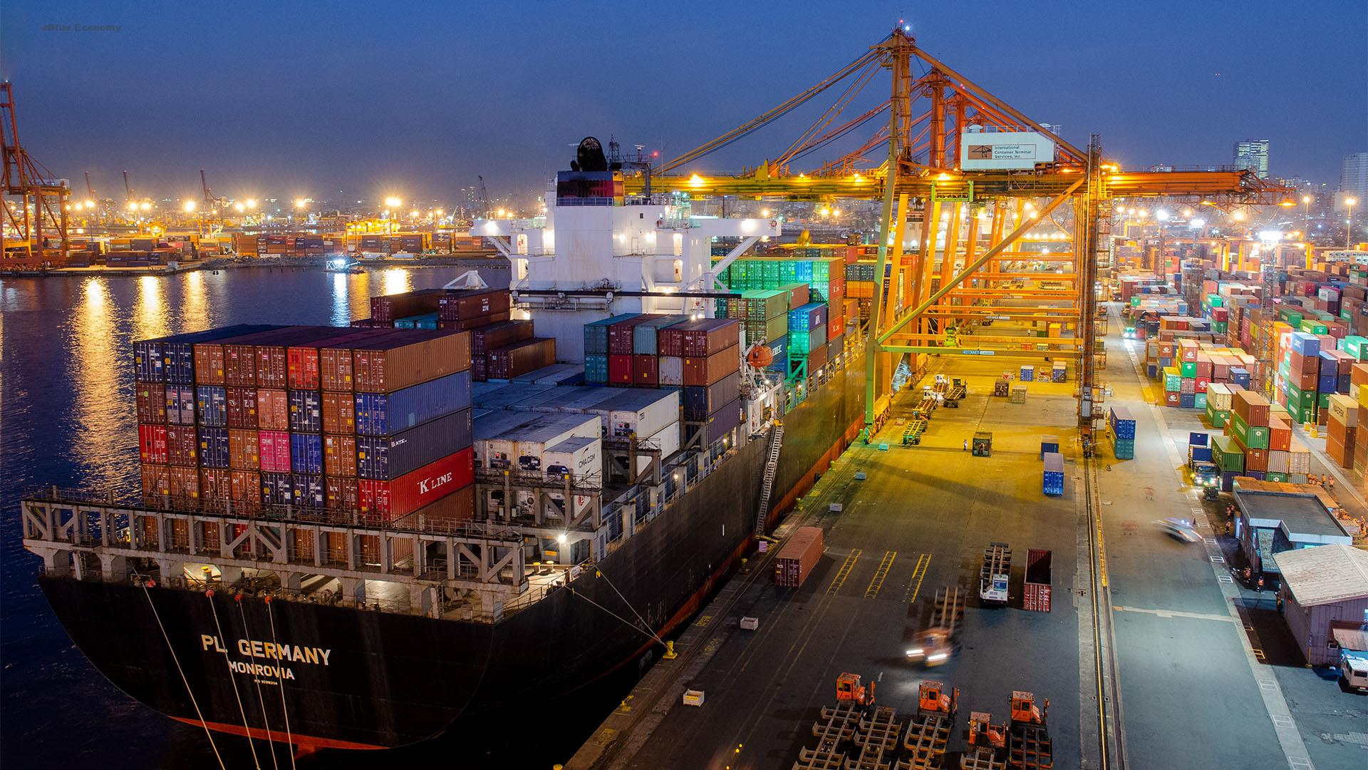 KeBlue_economy_Log.co innovates again as the first digital freight forwarder to join TradeLens in Latin America
