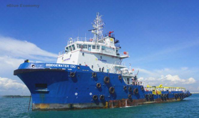 Services : Tugs Towing & Offshore Newsletter 46 2021- PDF - Blue Economy - موقع بحري شامل