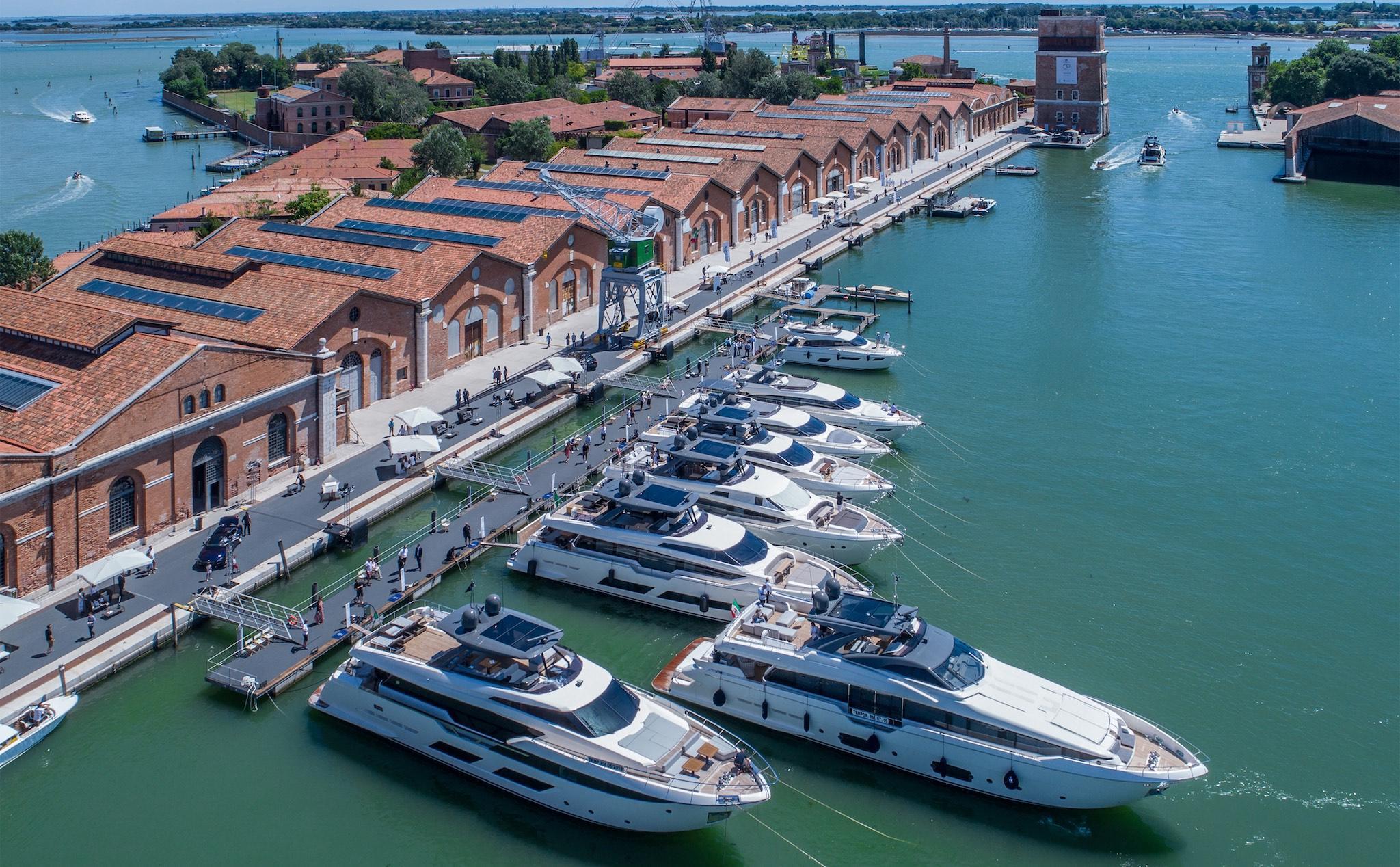 eBlue_economy_معرض فينيسيا الدولى للقوارب