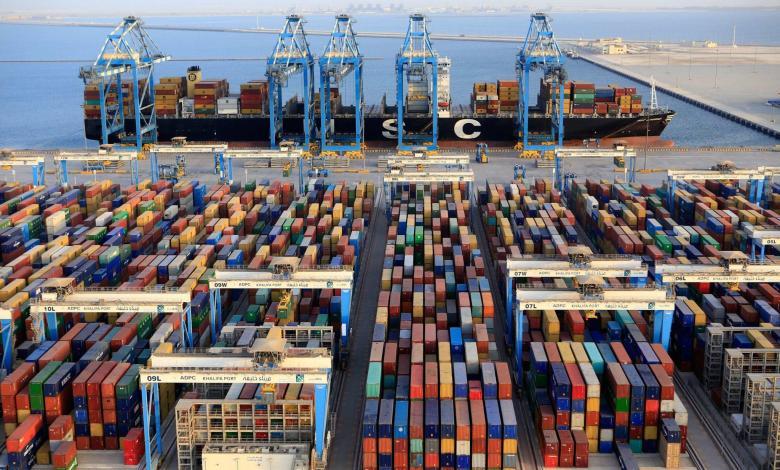 eBlue_economy_Abu_Dhabi port