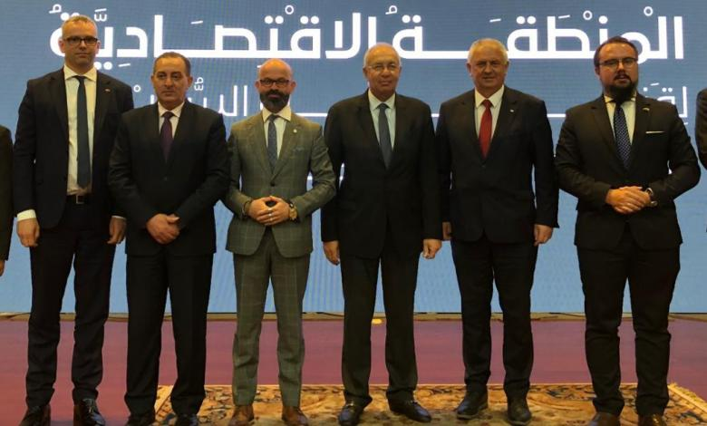 eBlue_economy_Deputy Minister Paweł Jabłoński visits Egypt