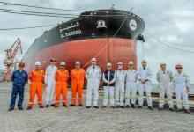 eBlue_economy_Kuwait Oil Tanker Company takes delivery of giant crude oil tanker Al-Siddeeq