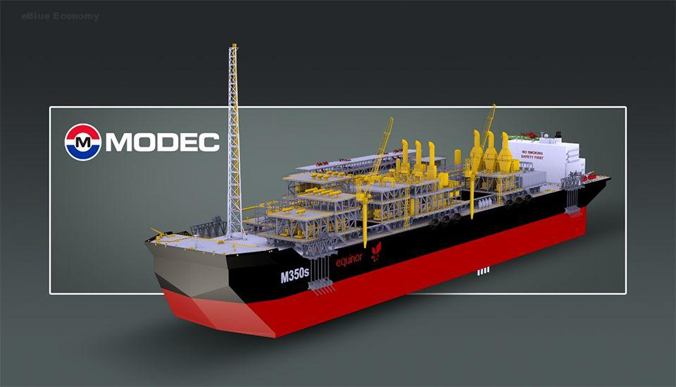 eBlue_economy_ODEC's Bacalhau FPSO Project for offshore Brazil proceeds to EPCI Phase with FID by Equinor