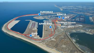 eBlue_economy_Port of Rotterdam Authority and RRP launch joint study into Delta Corridor