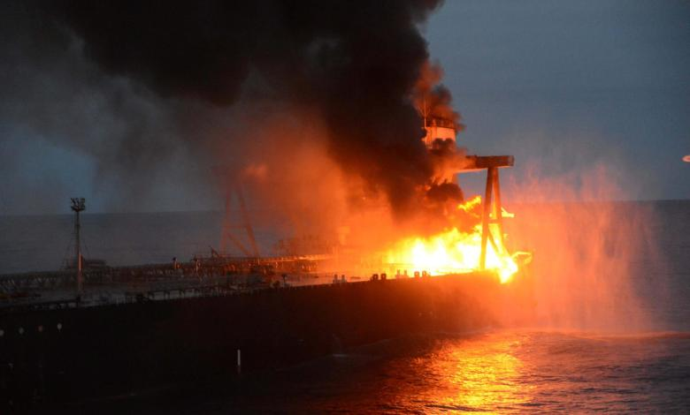 eBlue_economy_Sri Lanka seeks UN help to assess damage caused by vessel fire