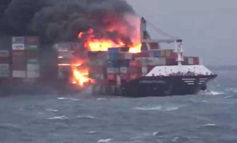 eBlue_economy_Sri Lankans face up to 'unmeasurable cost' of cargo ship disaster
