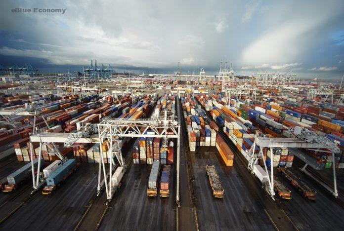 eBlue_economy_ports of Rotterdam