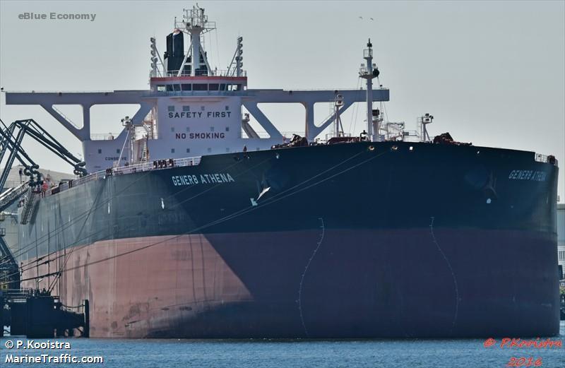 Blue_economy_جهود يمنية لتعويم السفينة النفطية الغارقة DIA قبل حدوث كارثة بيئية
