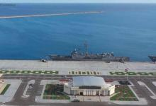 eBlue_economy_السيسي يفتتح _3 يوليو_. أحدث قاعدة بحرية بميناء جرجوب غربي مصر