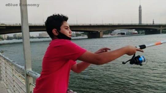 eBlue_economy_حملة تتبناها eBlue ُEconomy للاهتمام بهواية صيد السمك عند الاطفال