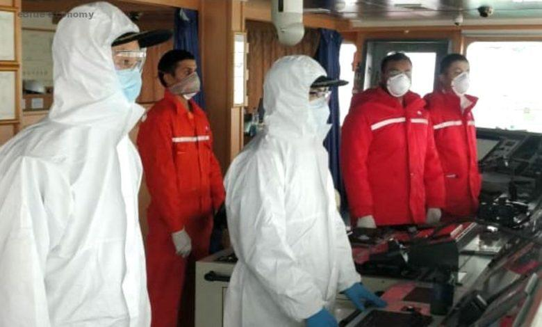 eBlue_economy_Nine ship managers banned from crew changes in China for 30 days