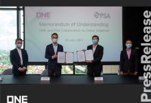 eBlue_economy_PSA & ONE Team Up to Enhance Sustainability and Reduce Maritime Environmental Footprint