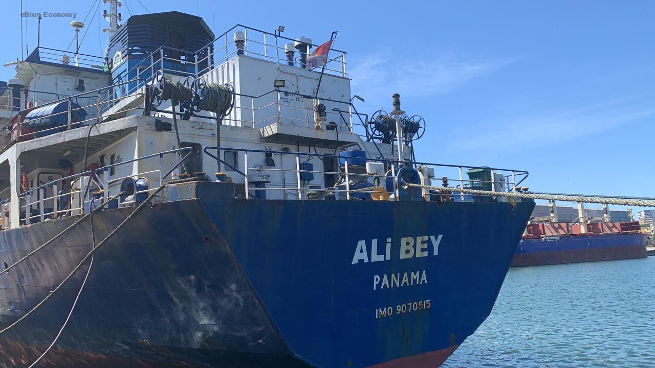 eBlue_economy_Panama Maritime Authority acknowledges mistake in MV ALI BEY Case on ILO Abandonment Database