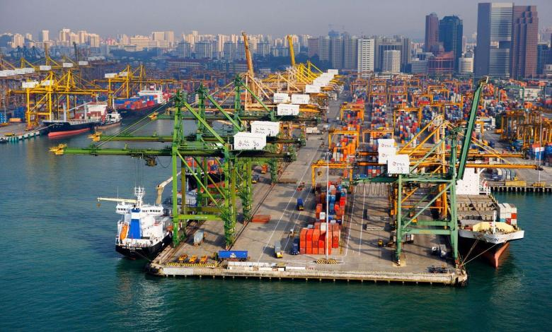 eBlue_economy_The Maritime and Port Authority of Singapore forms Global Centre for Maritime Decarbonisation