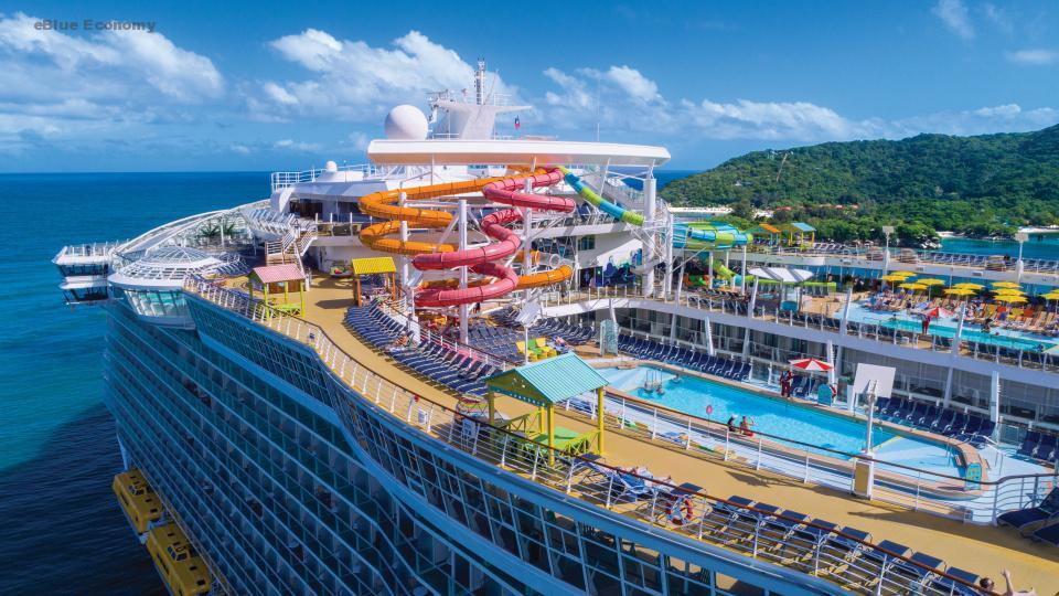 eBlue_economy_Royal Caribbean returns to Barcelona