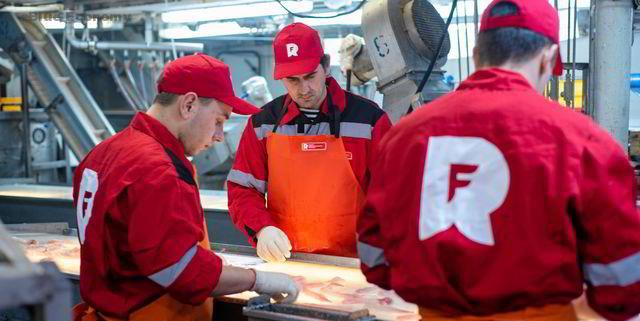 eBlue_economy_Russian Fishery Company improves logistics of supplies to foreign partners