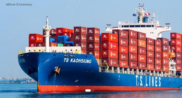 eBlue_economy_TS Lines adds six 1,100 TEU containerships to its fleet