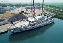 eBlue_economy_Heesen Yachts announces the 60-meter Project Skyfall comes together