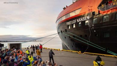 eBlue_economy_Hurtigruten's New Cruise Ship Named 'Next to the North Pole