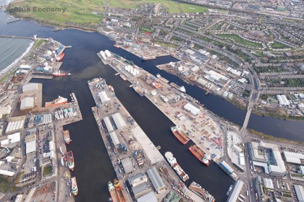 eBlue_economy_British Ports Association statement on port congestion issues