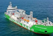 eBlue_economy_TGE Marine announces the successful gas trail of another LNG bunker vessel