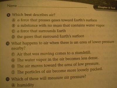 Ebluejay Scott Foresman Science Grade 4 Assessment Book