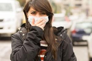 La sindrome dell'occhio secco colpisce maggiormente chi abita in città molto inquinate