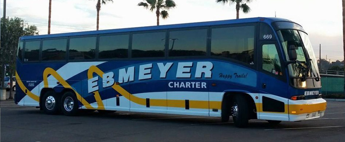 How to Travel By Bus In the USA - Ebmeyer Charter