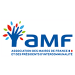 Logo Association des Maires de France (AMF)