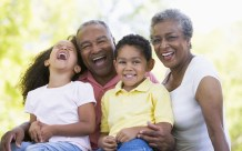 Arlene Pellicane on National Grandparents Day: Children Need an Adult Who's Crazy About Them