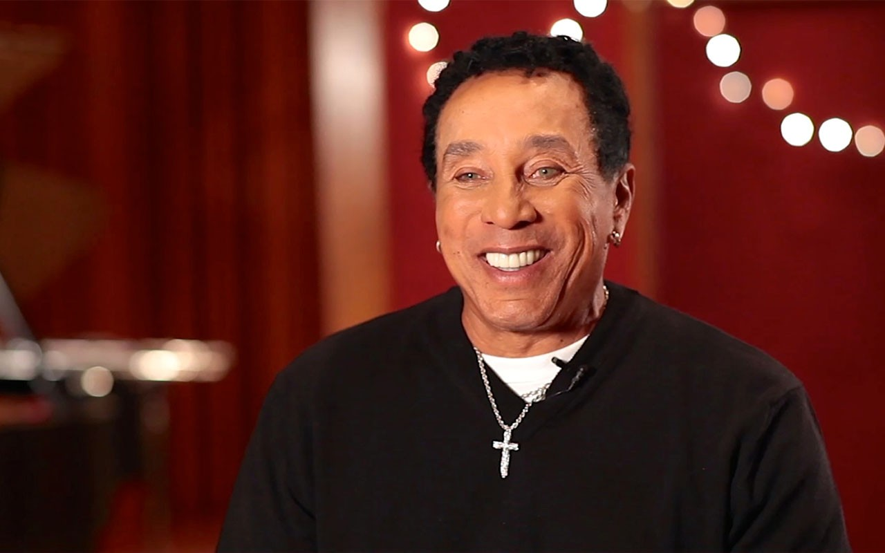 Library Of Congress To Honor Smokey Robinson With Gershwin