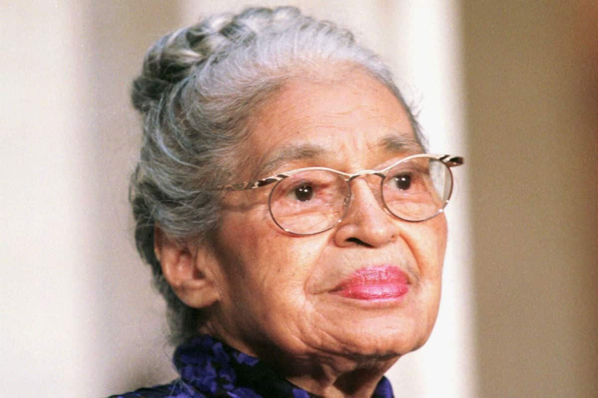 Rosa Parks Crusaded Against Theual Assault Of Black Woman