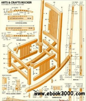 200 Personal Woodworking Plans and Projects