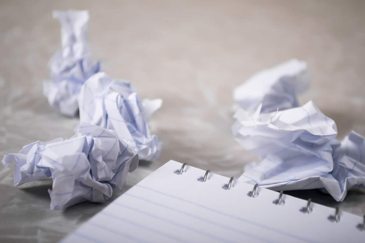 Le syndrome de la page blanche ou la leucosélophobie : mythe ou réalité ?