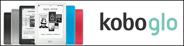 Kobo-Glo-eBook-Reader