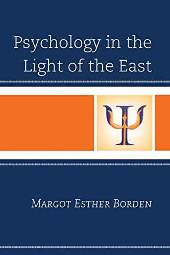 Book Cover Psychology in the Light of the East