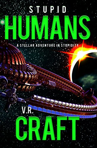 Book Cover Stupid Humans