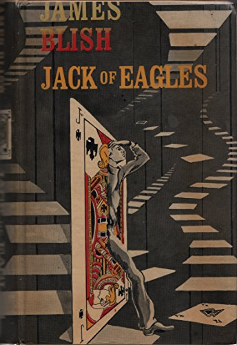 Large book cover: Jack of Eagles