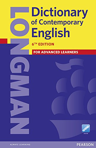 Large book cover: Longman Dictionary of Contemporary English