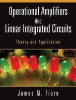 Large book cover: Operational Amplifiers and Linear Integrated Circuits