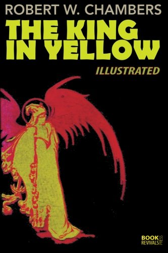 Large book cover: The King in Yellow