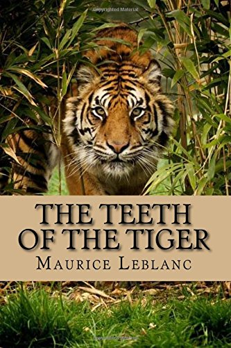 Large book cover: The Teeth of the Tiger
